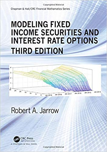 Jarrow Modeling Fixed Income Securities